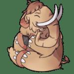 Mastodon Mammuth
